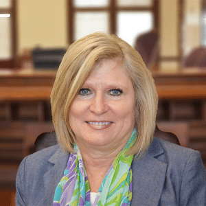 Sheila Perry, Clerk of Courts